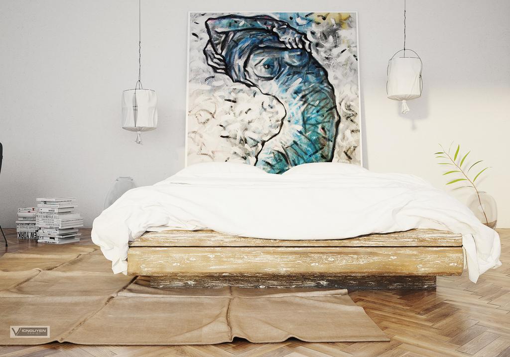 Bedroom Art 2interior Design Ideas