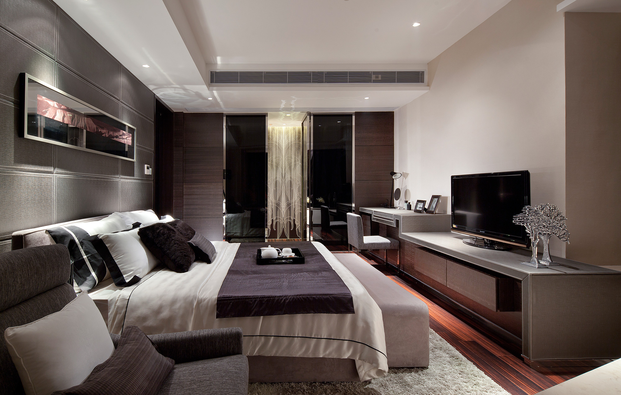 modern master bedroom 6 | Interior Design Ideas.