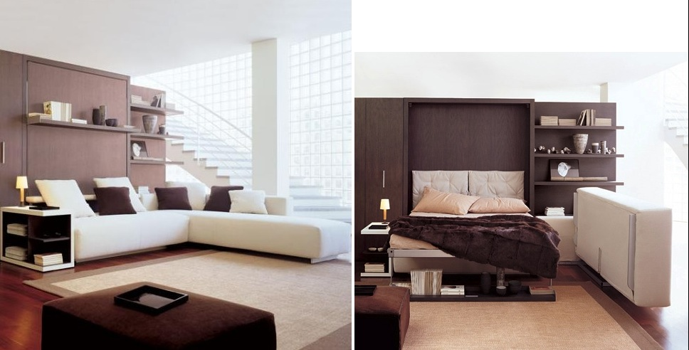 Multipurpose Furniture Sofa Bed Interior Design Ideas Interiors Inside Ideas Interiors design about Everything [magnanprojects.com]