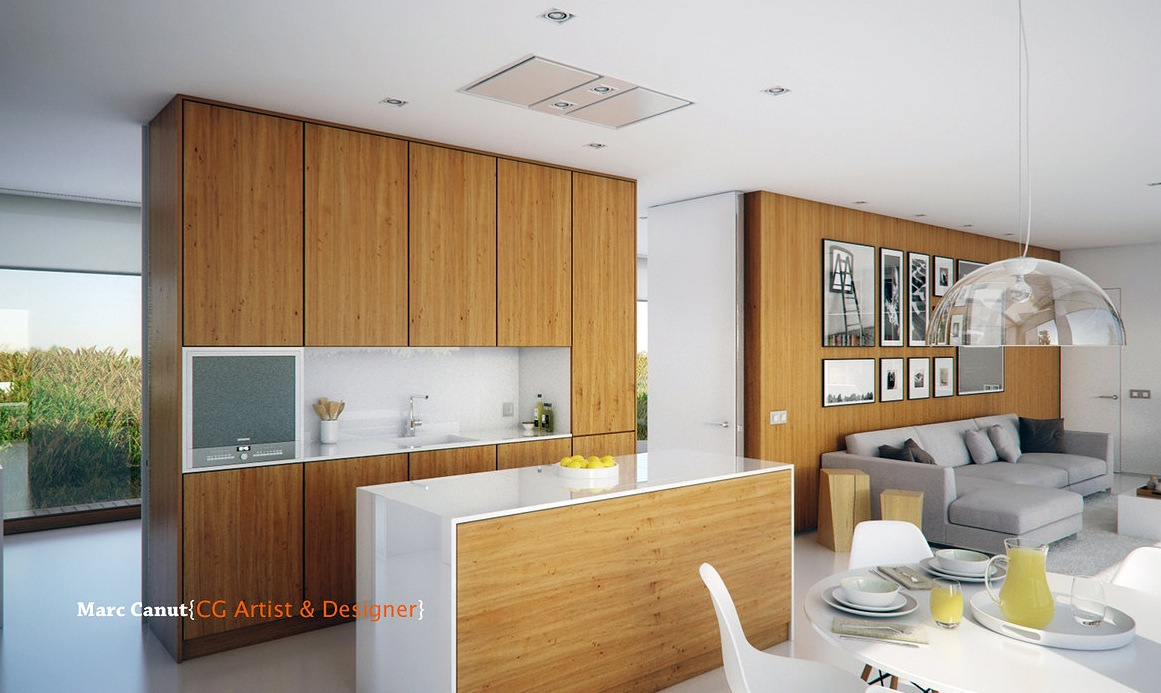 guest house interior design.  A Fresh Take On The Guest House By Marc Canut Visualized