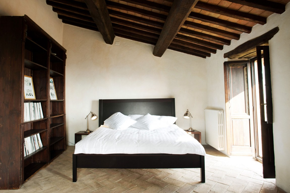 Interior: Casa Bramasole: Yet Another Stunning Umbrian Villa