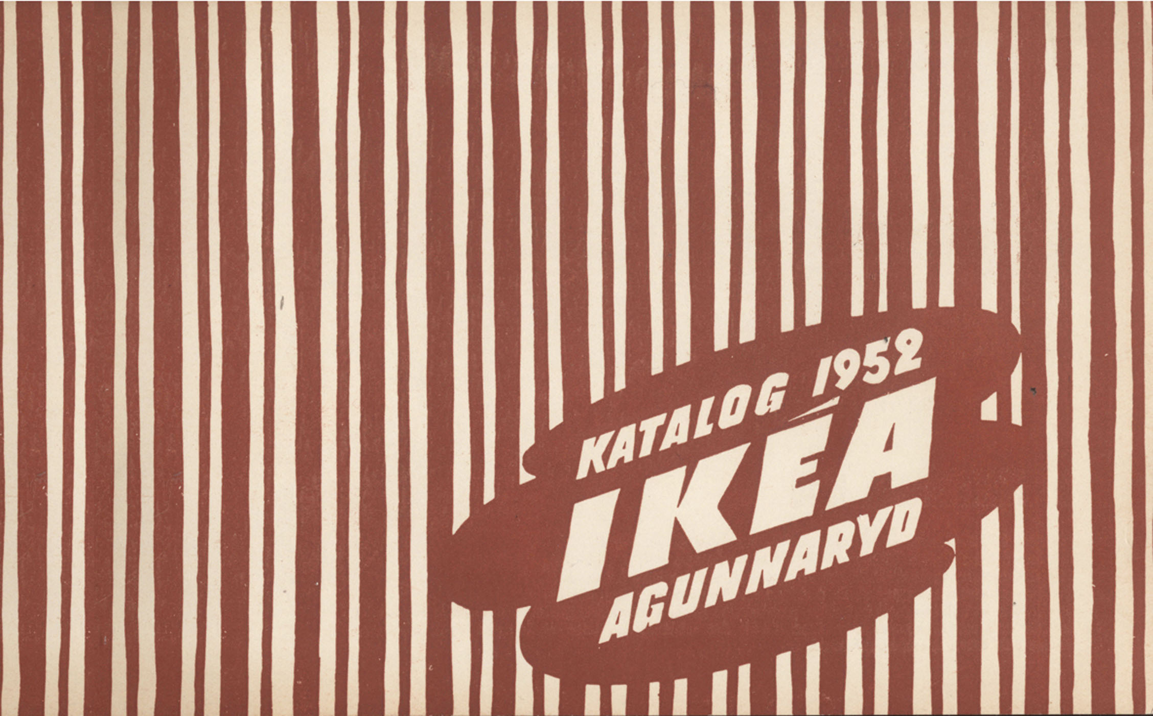 Ikea 1952 Catalog Interior Design Ideas