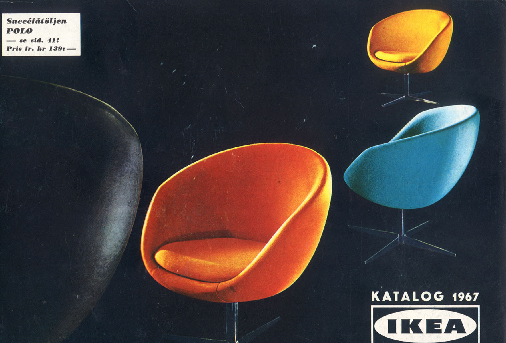 Ikea 1967 Catalog Interior Design Ideas