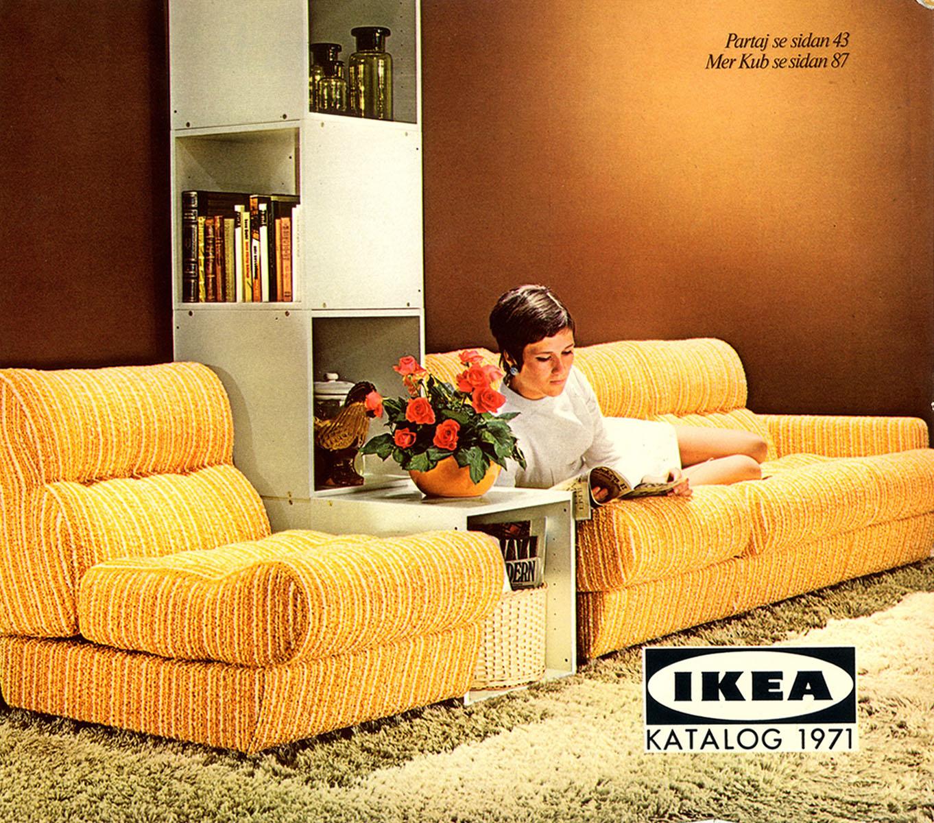 IKEA 1971 Catalog   Interior Design Ideas.