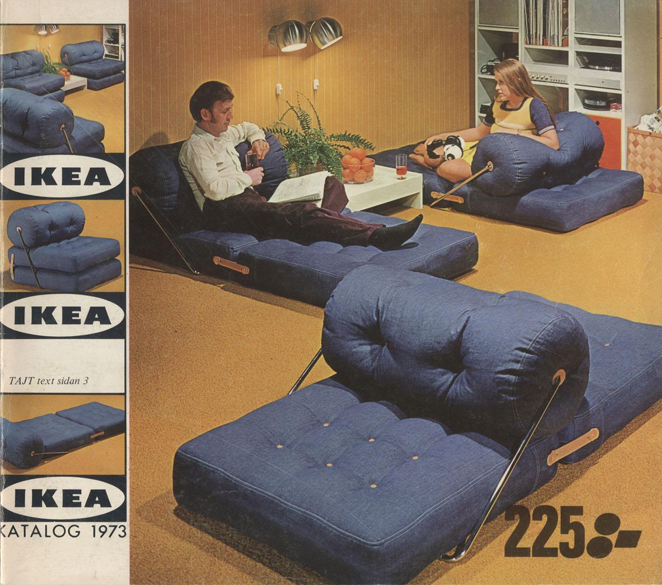 Ikea 1973 Catalog Interior Design Ideas