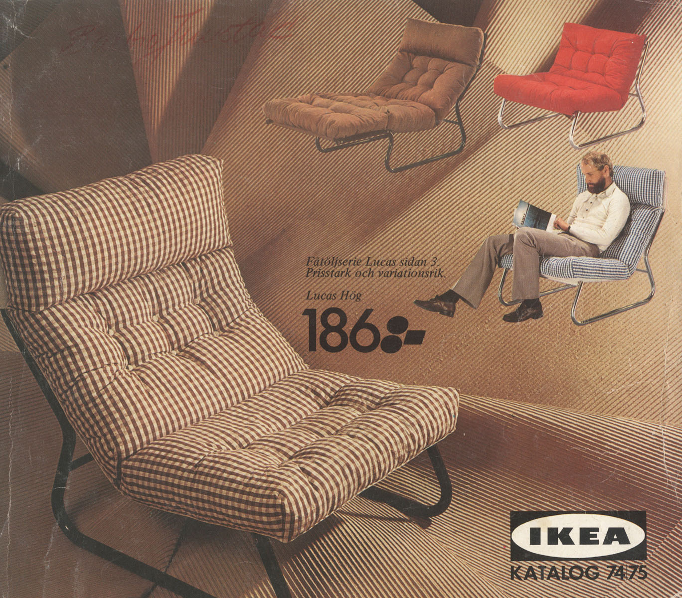 Ikea 1975 Catalog Interior Design Ideas