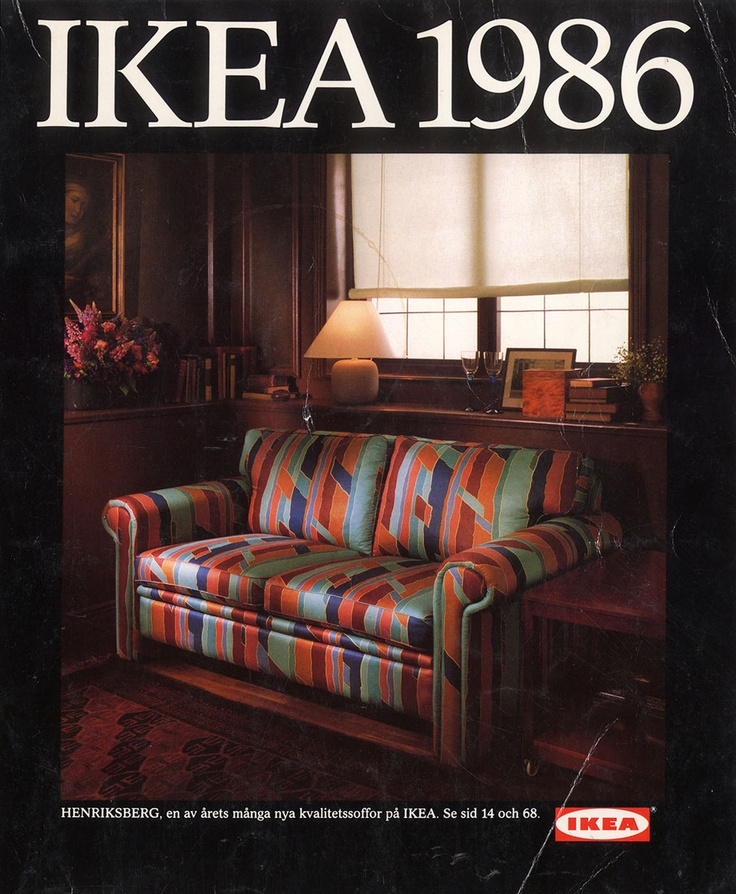 Ikea 1986 Catalog Interior Design Ideas