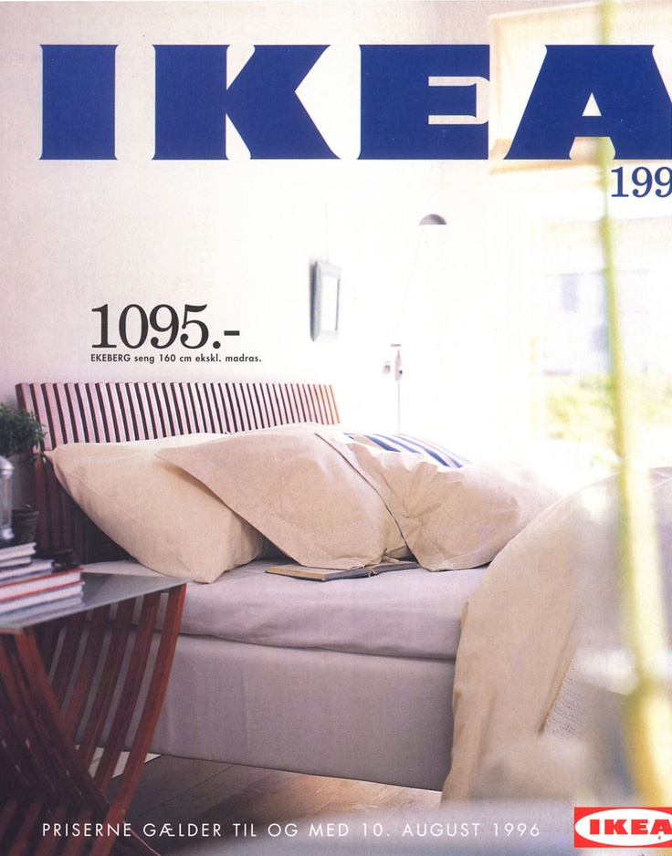 IKEA 1996 Catalog | Interior Design Ideas.