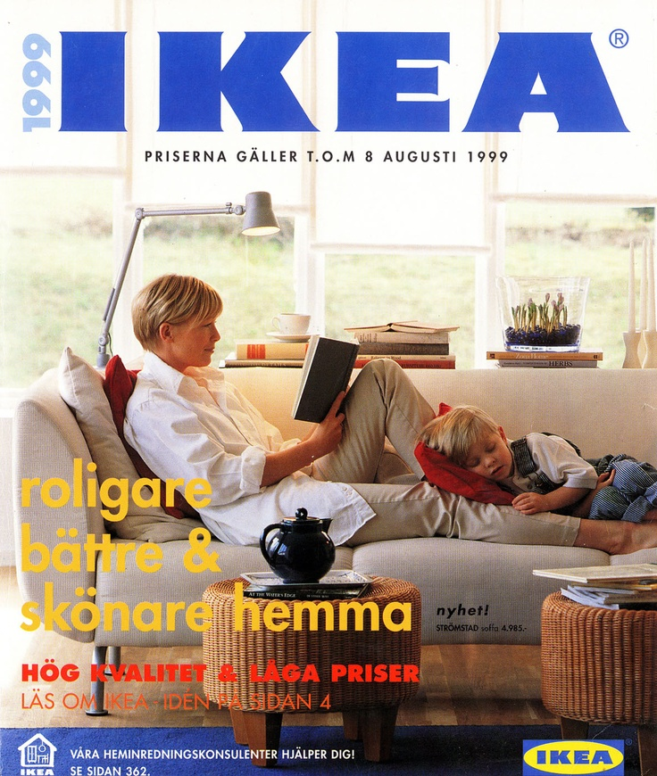 Ikea 1999 Catalog Interior Design Ideas