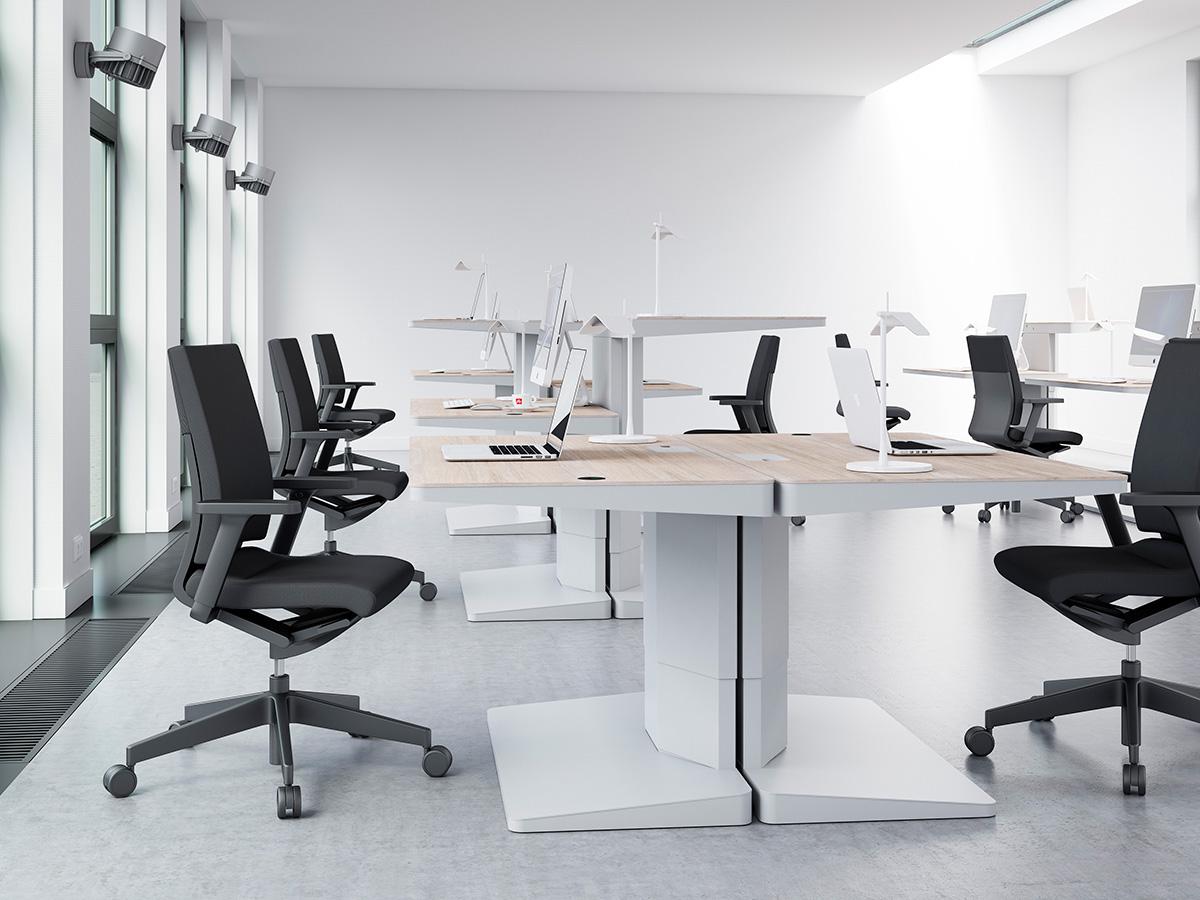 Modern Office Interior Design By Zero Inch Interiors Ltd: Workspace Designs For Modern Offices