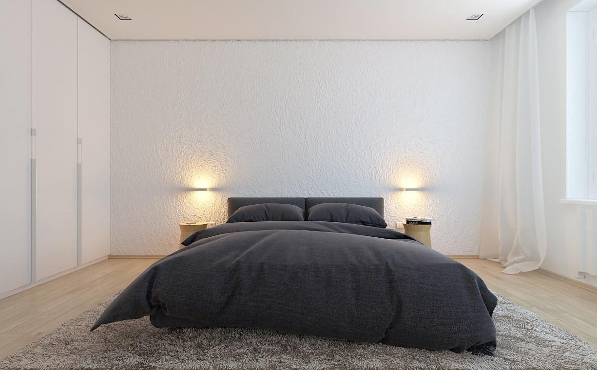 Luxurious Duplex Apartment in Jerusalem  |Apartment Master Bedroom