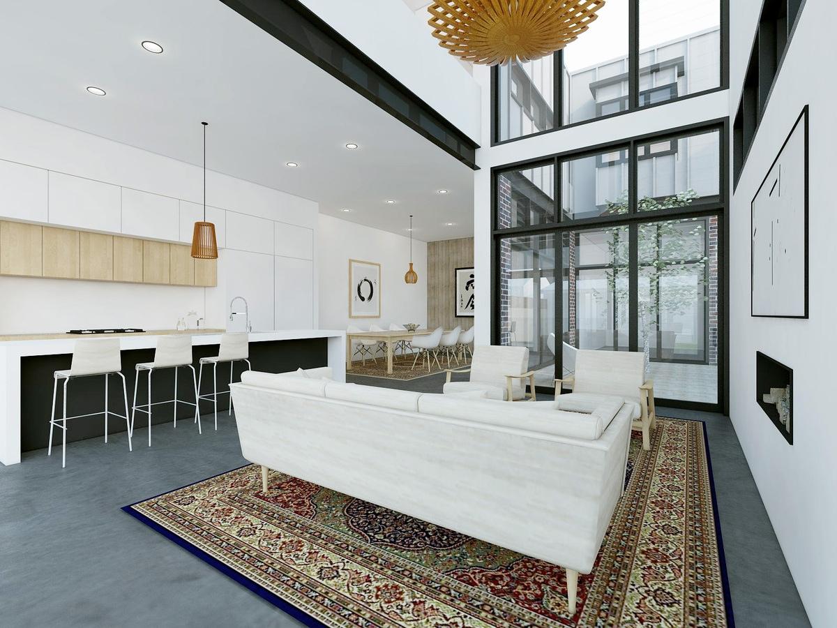 Airy Villa Interior Design Ideas