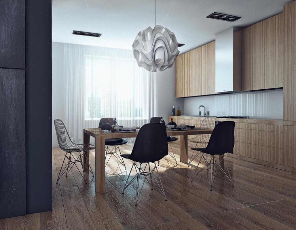 Fabulous Bachelor Pad Dining Interior Design Ideas Bralicious Painted Fabric Chair Ideas Braliciousco