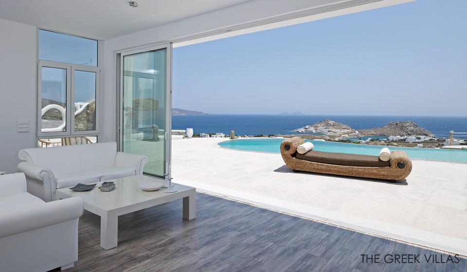 Douglas Villa A Classic Greek Retreat