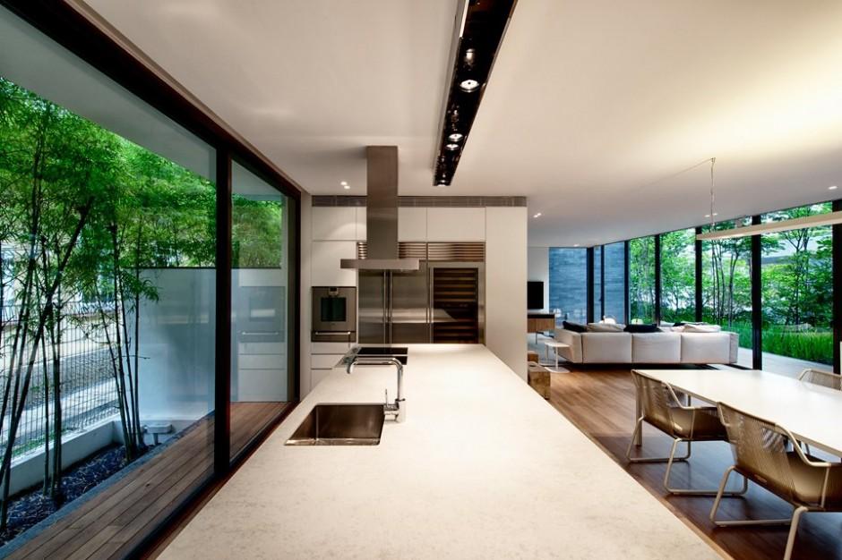 Wall House Living E 2 Interior