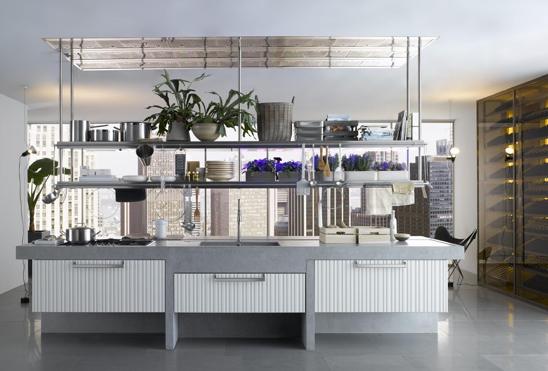 Italian Kitchen Island - Design Decoration
