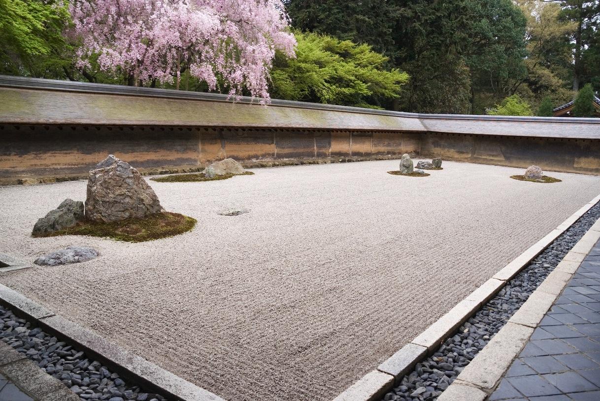 Japanese zen gardens - How to make a japanese rock garden ...