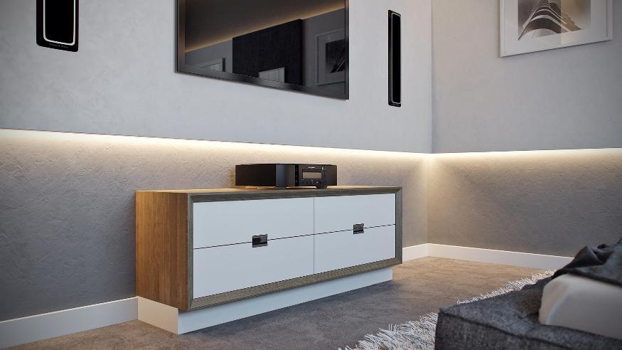 Minimal Furniture Bedroom Interior Design Ideas