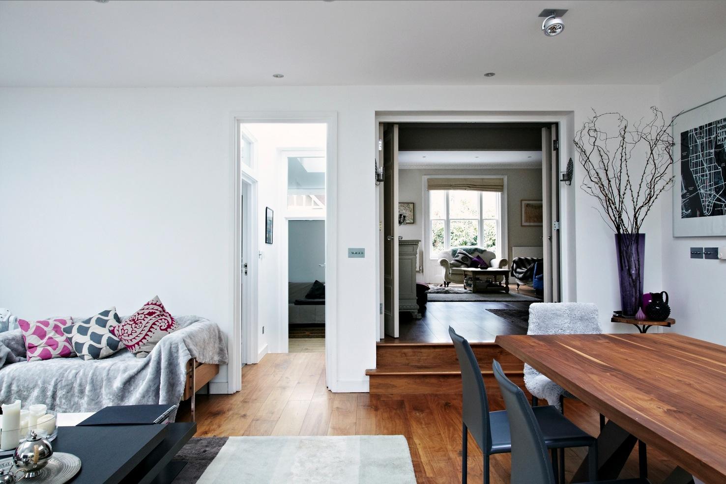 natural light living space interior design ideas. Black Bedroom Furniture Sets. Home Design Ideas