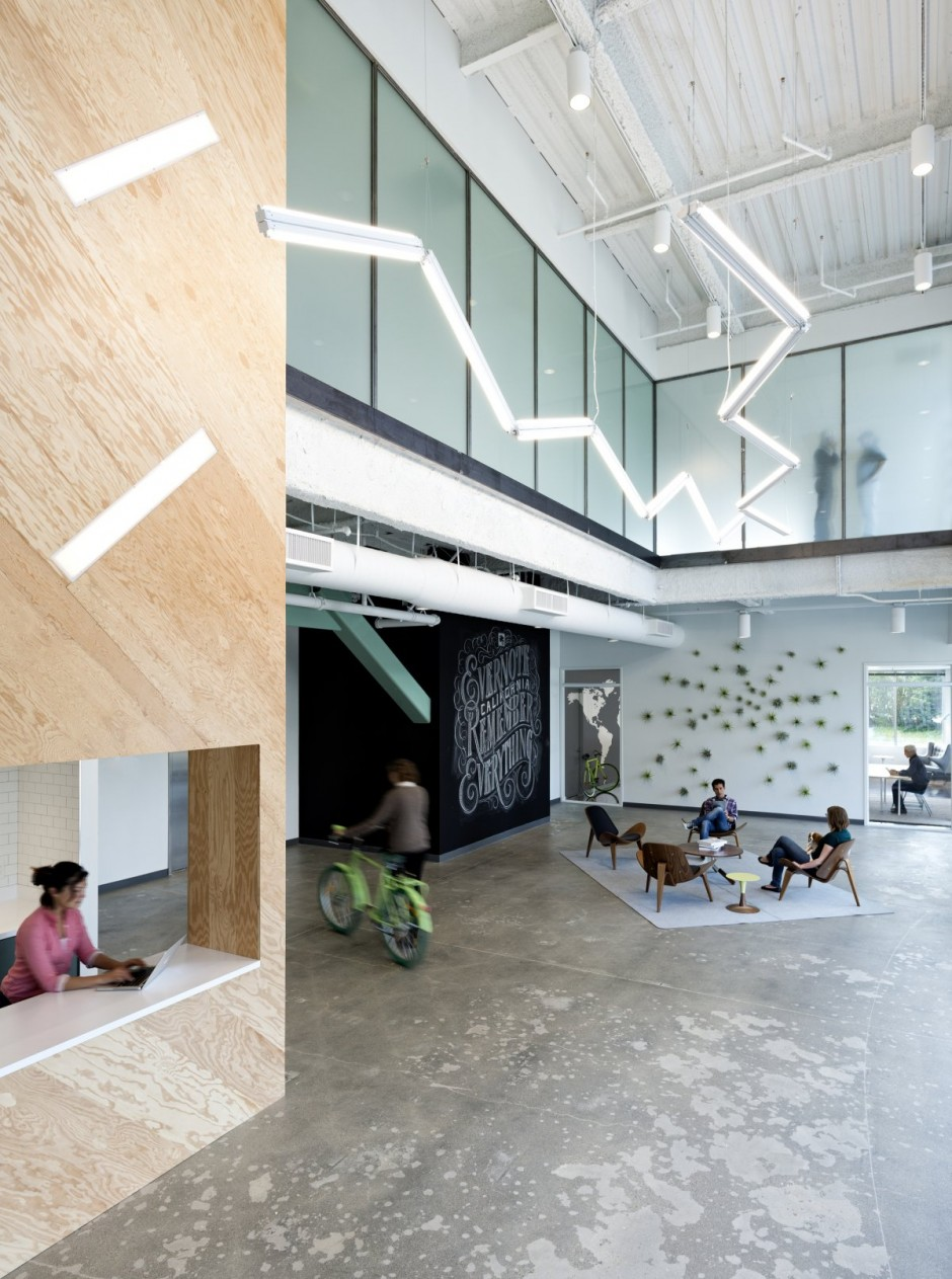 evernote office interiors