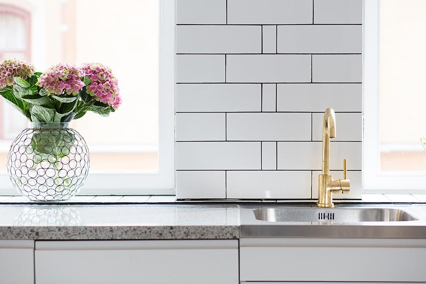10 Brass Sink Fixtures Interior Design Ideas