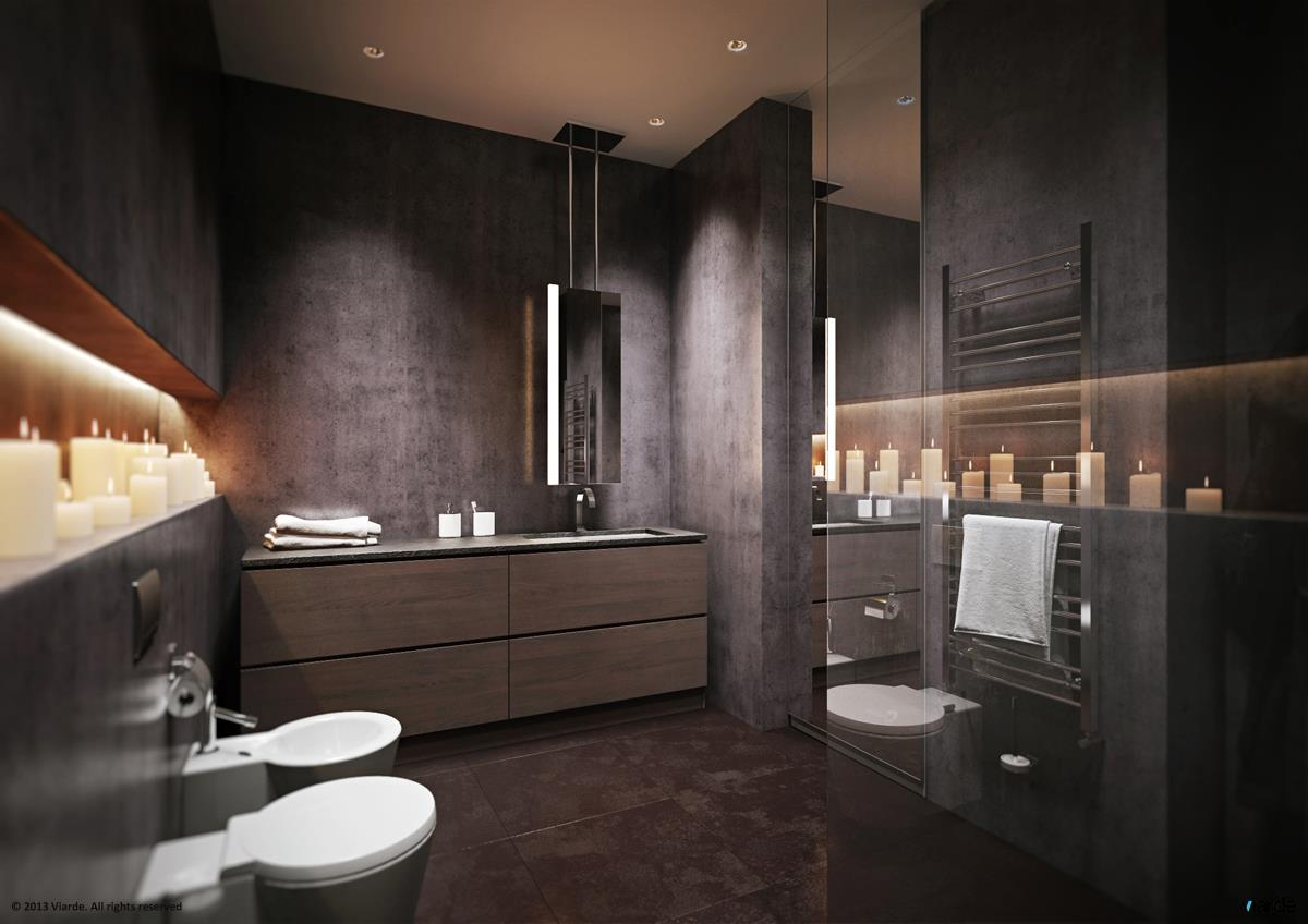Apartment Bathroom Themes