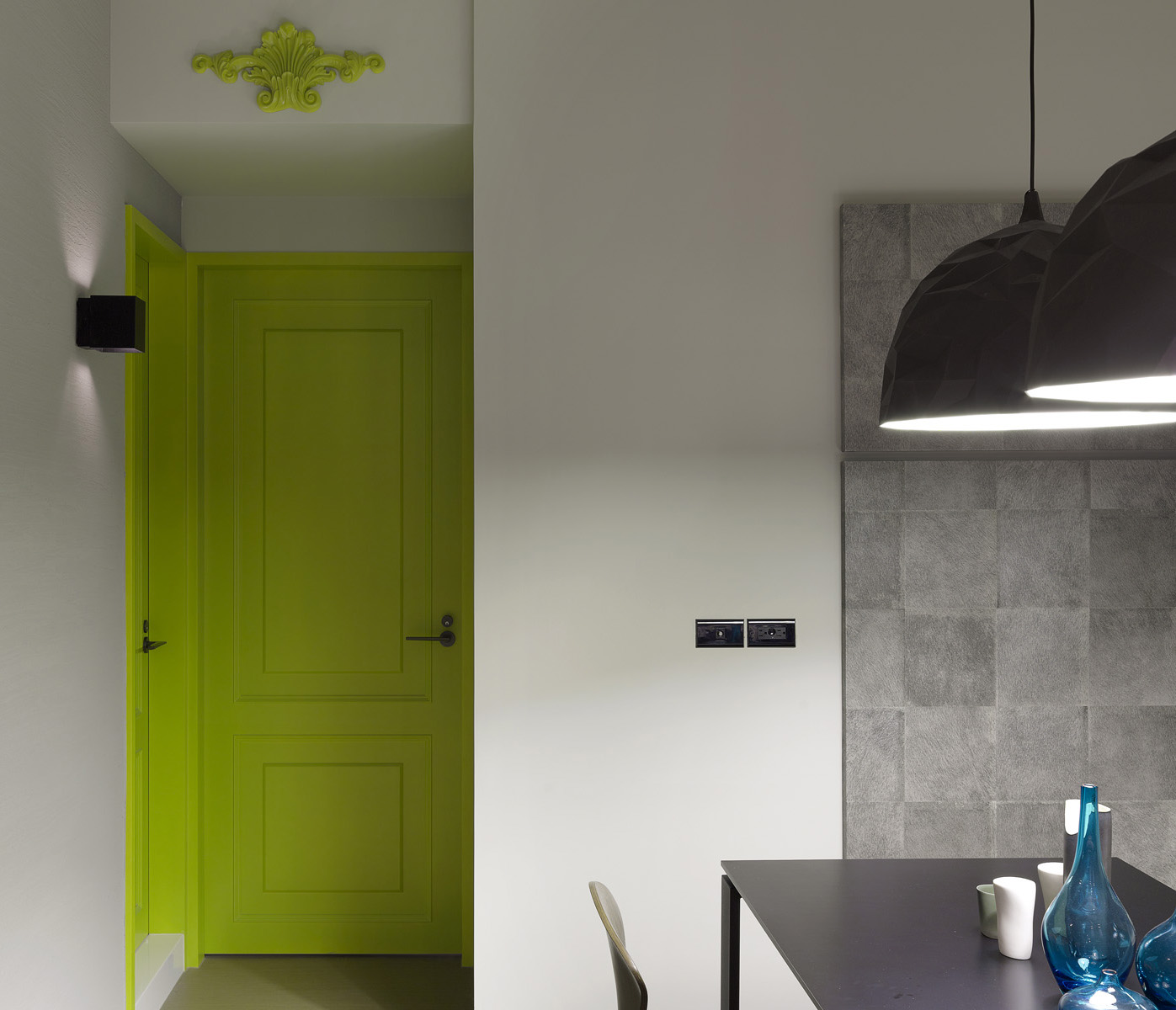 Casa Verde Apartments: A Modern Taiwanese Apartment With A Funky Twist