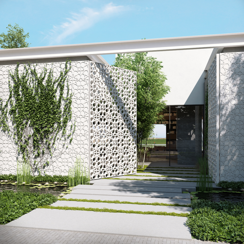 Home Entrance Design: Ando Studio: Modern Home And Luxury Apartment Renderings