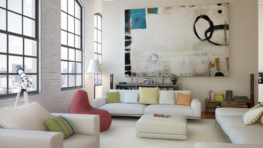 5 warm earthy decor interior design ideas for Ikea stampe parete
