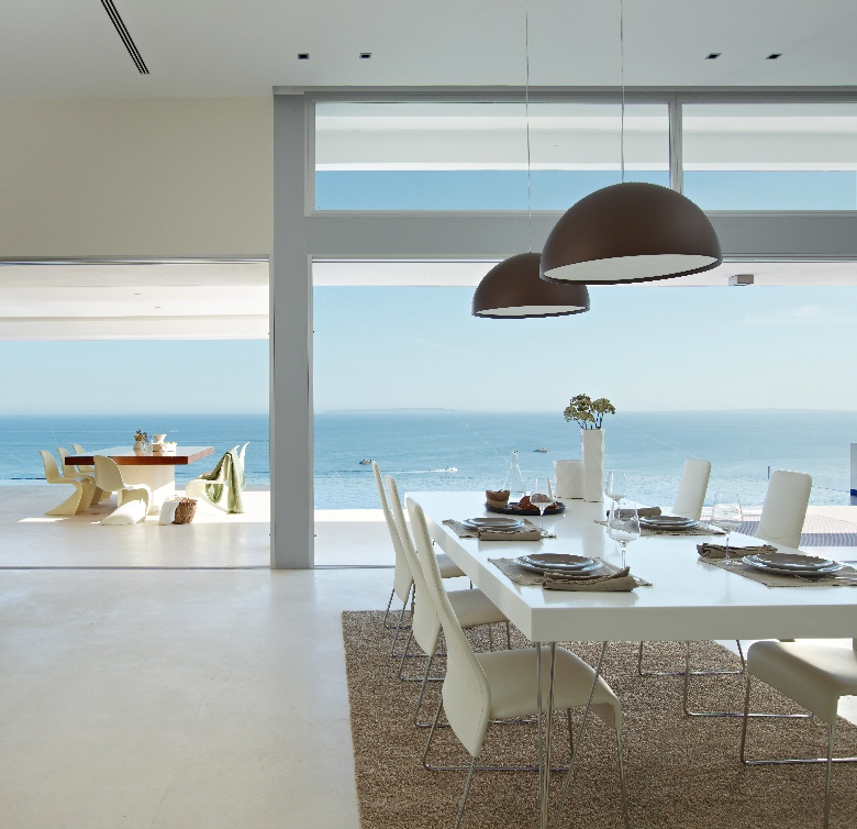 Modern Villa Brings Elegance To Ibiza
