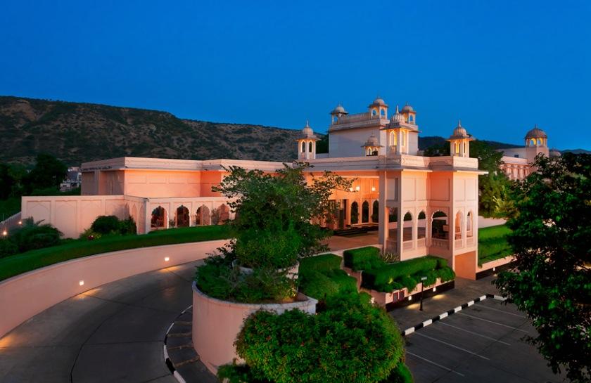 Indian Luxury Hotel Interior Design Ideas