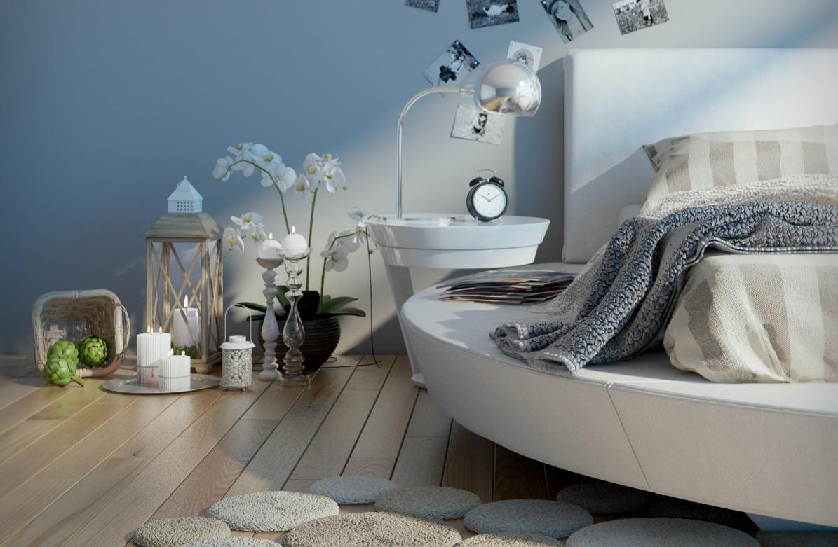 5 modern bedrooms. Black Bedroom Furniture Sets. Home Design Ideas