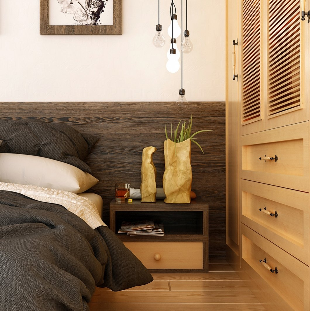 Modern Classic And Rustic Bedrooms: 5 Modern Bedrooms