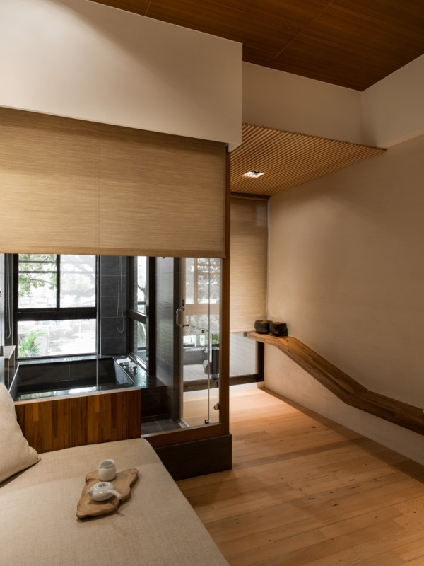 Contemporary Home Interior Design: Modern Japanese House
