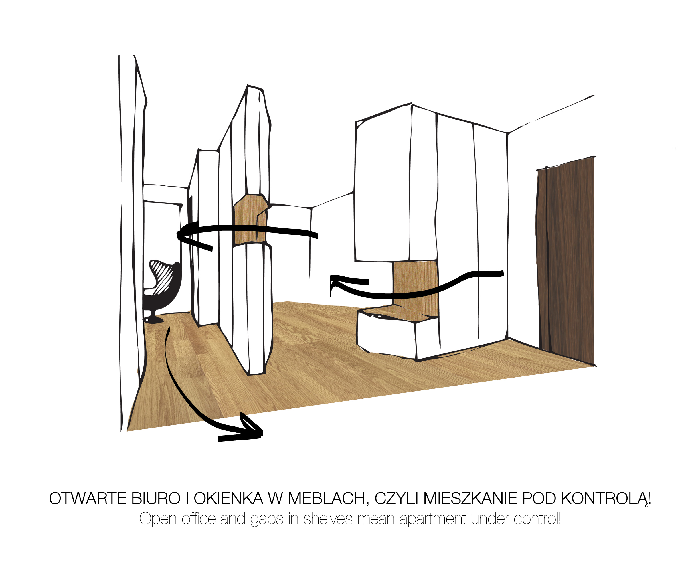 Apartment Design For Pilot  U0026 Aviation Enthusiast