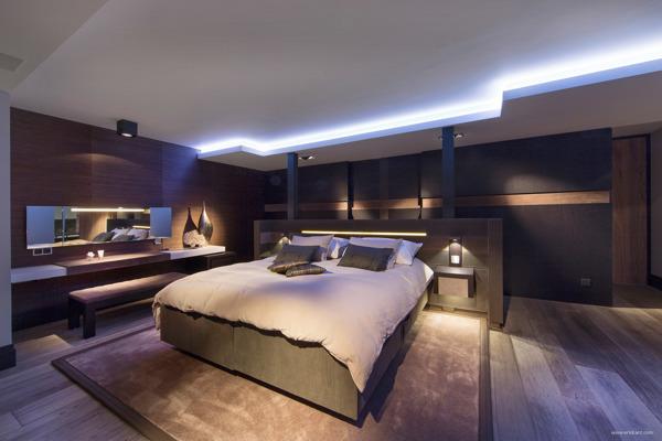 Bachelor Bedroom Interior Design Ideas