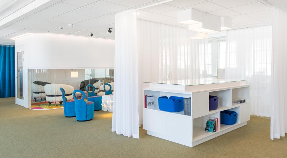 Beautiful Modern Office Renovation In
