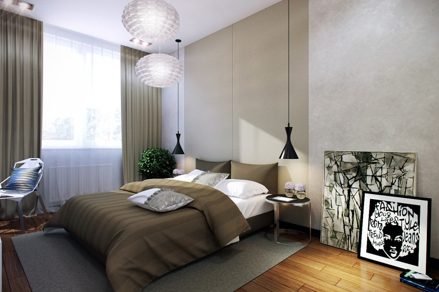reputable site 65522 8c7cb hanging bedside lamps | Interior Design Ideas.