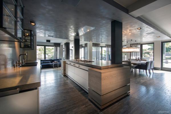 gourmet kitchen designs. Modern Gourmet Kitchen  Interior Design Ideas
