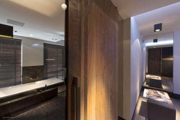 modern master bath | Interior Design Ideas.