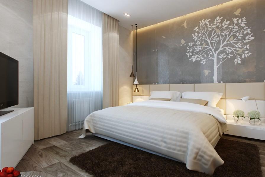 Modern Small Bedroom Design Ideas 11