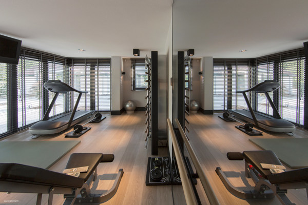 Private Fitness Room Interior Design Ideas