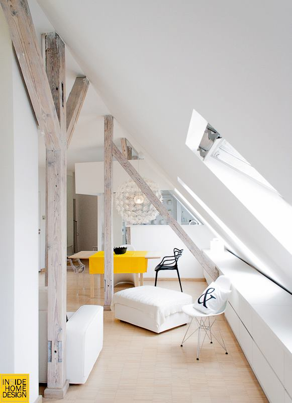 Pleasant Slanted Ceiling Interior Design Ideas Home Interior And Landscaping Dextoversignezvosmurscom