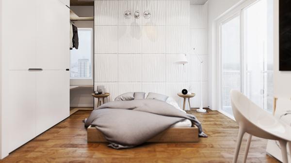 Textured Accent Wall Interior Design Ideas