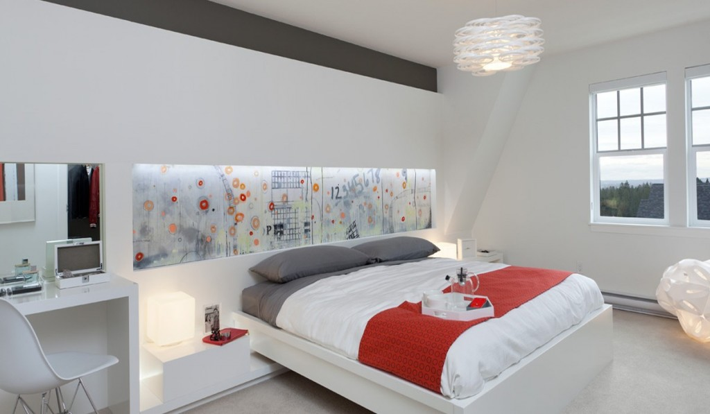 Modern Furniture Colorful Bedroom Decorating Design Ideas: Playfully Colorful Interiors
