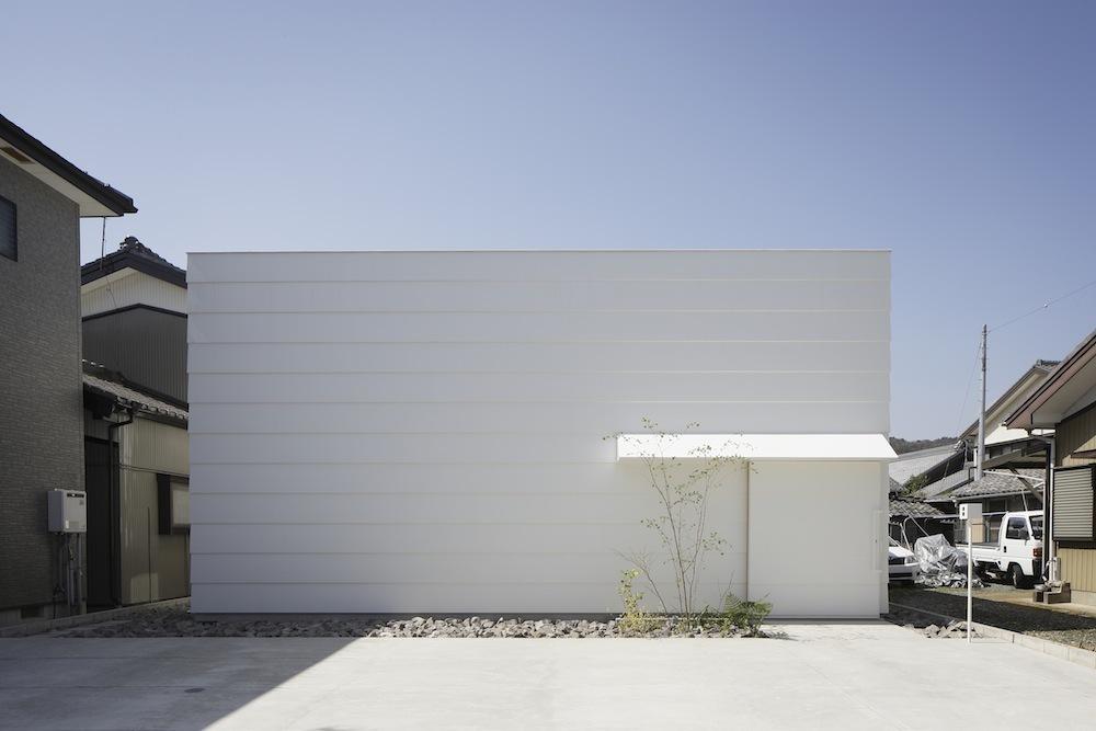 White Box House