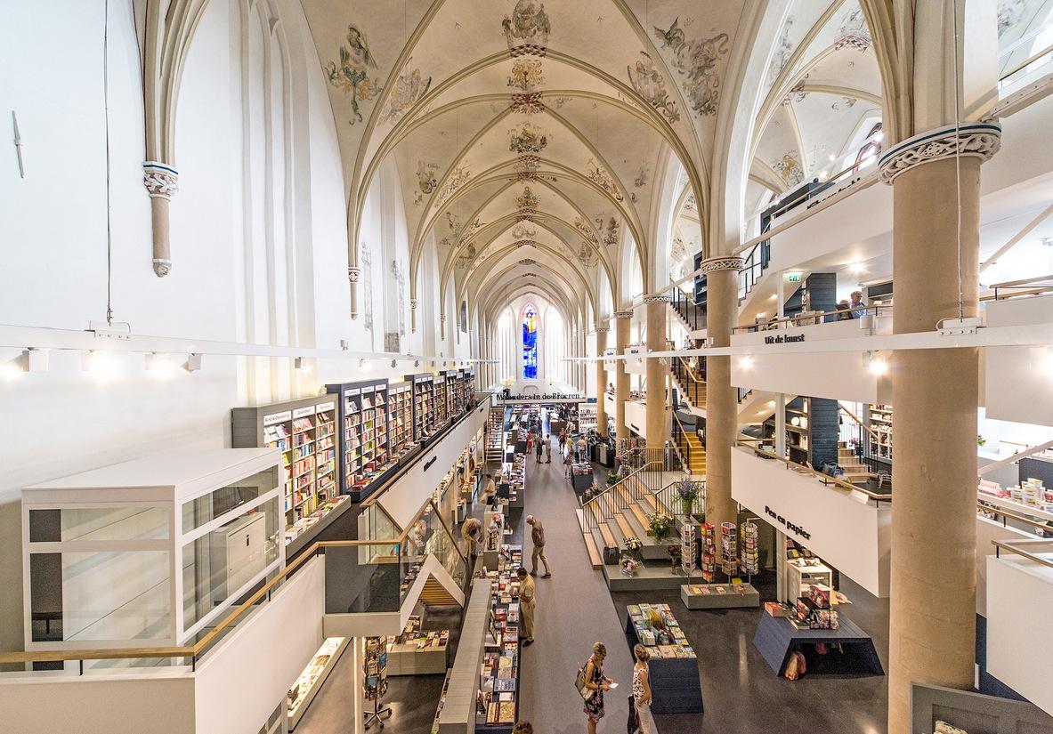 Modern church renovation | Interior Design Ideas.