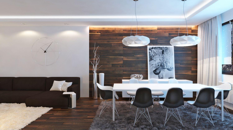 five fab apartment designs. Black Bedroom Furniture Sets. Home Design Ideas