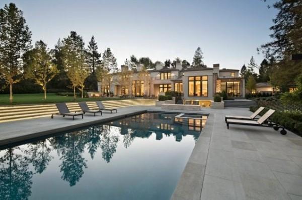 microsoft co founder and billionaire paul allen 39 s new 27m home. Black Bedroom Furniture Sets. Home Design Ideas