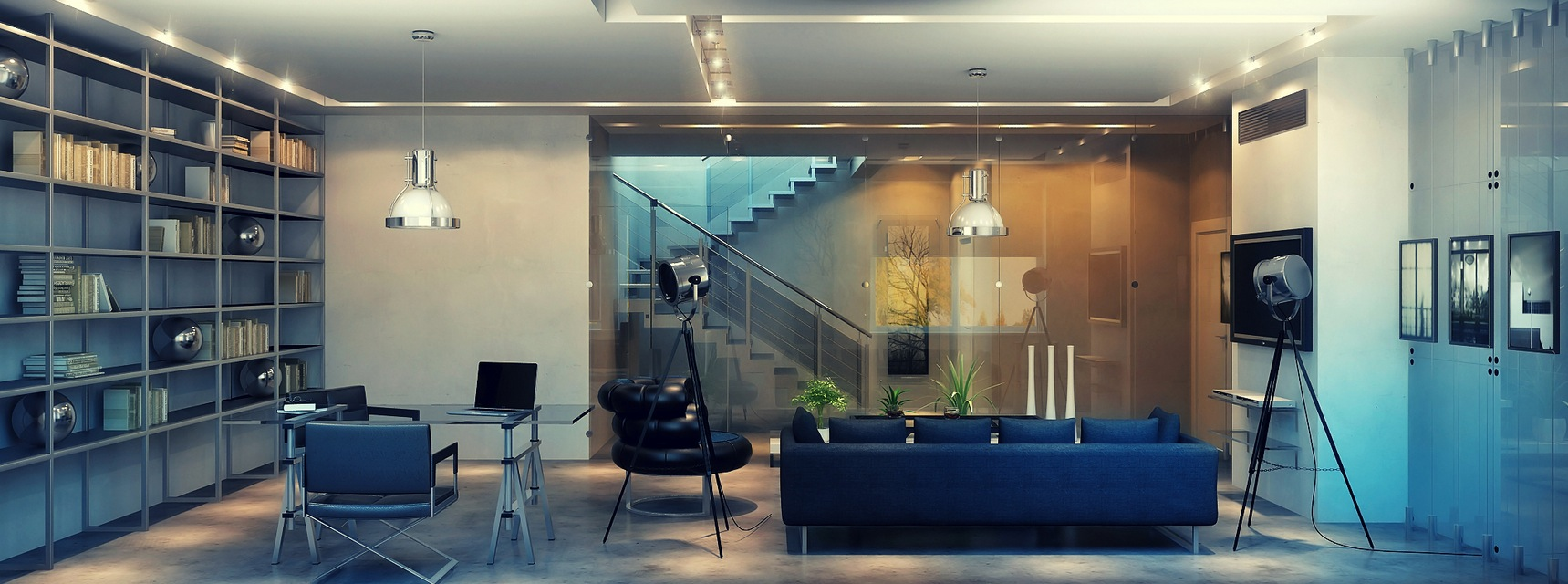 home office lounge | interior design ideas.